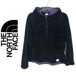 The North Face Fuzzy Quarter-Zip Hoodie